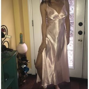 Vintage Victoria's Secret Nightgown Pale Pink—SM